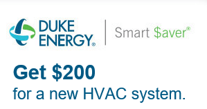 Duke Energy Rebate Logo